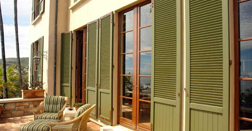 Falegnameria adda produzione serramenti in legno a - Chiusure per finestre in legno ...