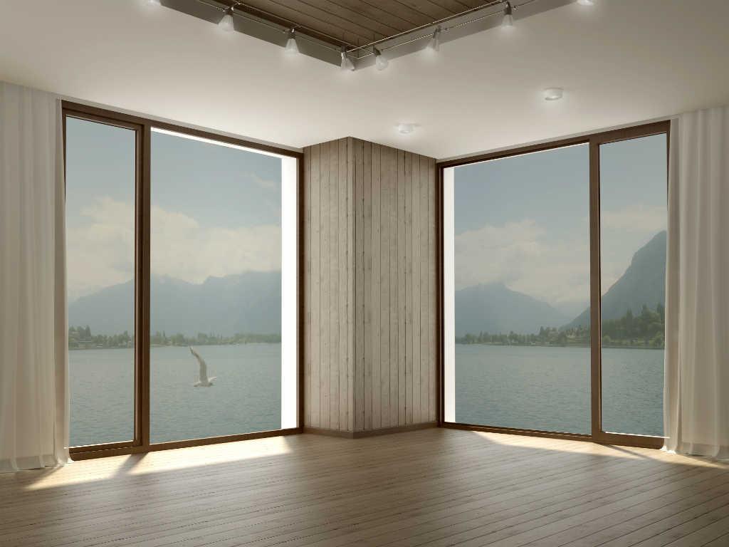 Serramenti in legno a lecco qualit e risparmio energetico - Restauro finestre in legno prezzi ...