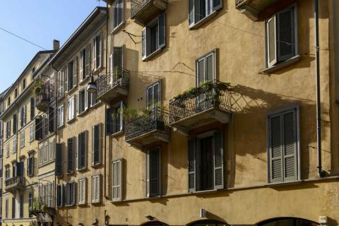Persiane in legno a Milano: classiche, con stile