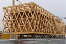 Il legno conquista Expo 2015